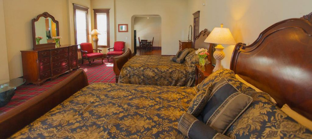 Deluxe Suite with Private Patio